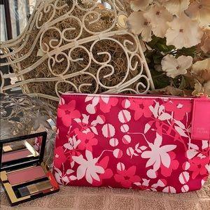 Estée Lauder Blush & Bag Set 🌿🌺🆕🌺🌿